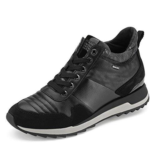 Calzado deportivo para mujer, color Negro , marca GEOX, modelo Calzado Deportivo Para Mujer GEOX D ANEKO B ABX B Negro NEGRO