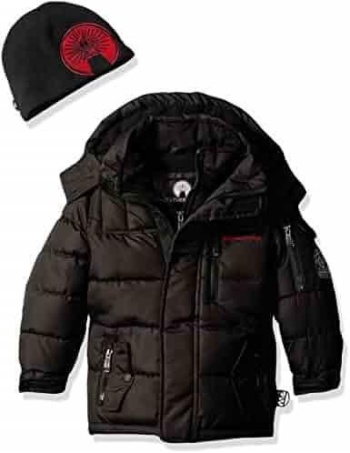 Weatherproof Boys' Bubble Vestee Jacket