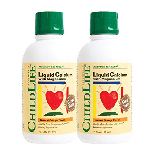 Child Life Liquid CalciumMagnesium