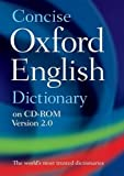 Concise Oxford English Dictionary 2009, Oxford Dictionaries, 0199561060