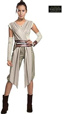 Star Wars The Force Awakens Rey Toy Plastic Bo Staff Fancy Dress Accessory