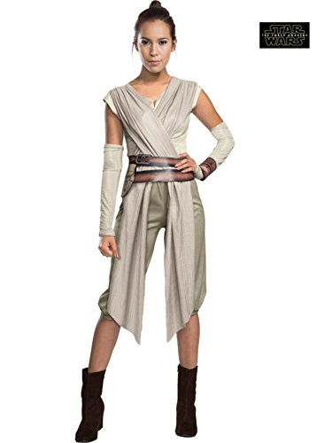 Star Wars The Force Awakens Adult Costume, Multi, (Movie Star Costume Ideas For Adults)