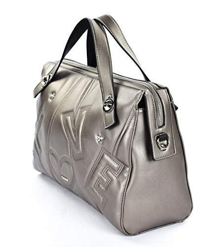 I0Oqf0w1n 70870 a Borsa e mano Blank Love Gaudì Pewter tracolla vqHvgzR