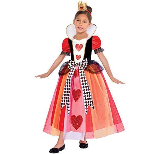 Suit Yourself Queen of Hearts Halloween Costume