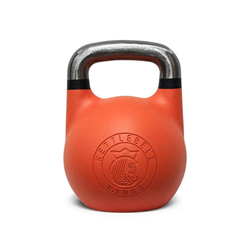 Kettlebell Kings   Kettlebell Sport Competition Kettlebells   Designed for Comfort During High Repetition Workouts   Lifetime warranty (30)