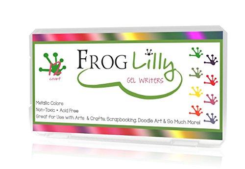 FrogLilly Professional Artist Gel Pens