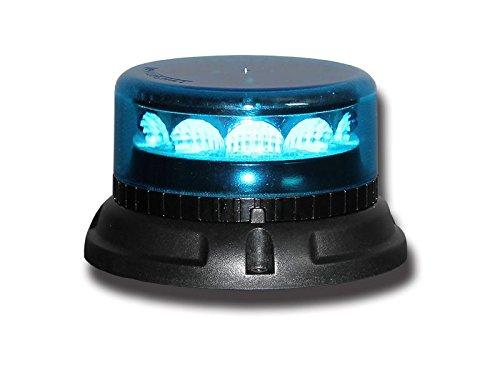 911Signal C12 Mirage LED Rundumkennleuchte Warnleuchte Festmontage ECE R65 Blau