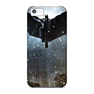 Flexible Tpu Back Case Cover For iPhone 6 plus 5.5 - Batman Arkham Origins