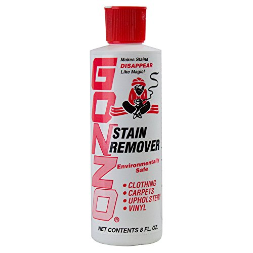 Gonzo Natural Magic Stain Remover - Non-Toxic Carpet Stain Remover & Laundry Pretreat for Stains - 8 Fl. Oz.
