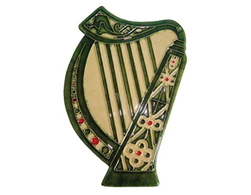 Royal Tara Irish Harp Wall Plaque
