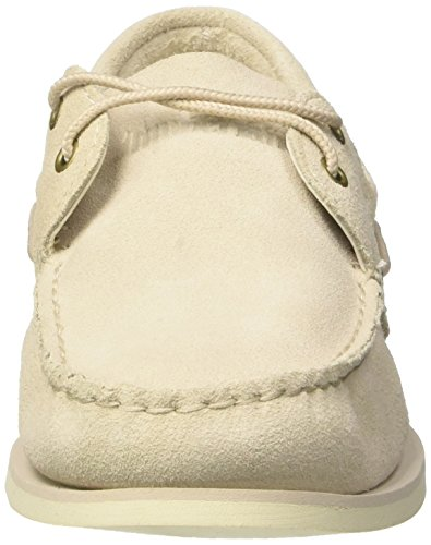 Mocassini Timberland Donna Leather Classic Bianco Suede Day Rainy HvqgSaEn