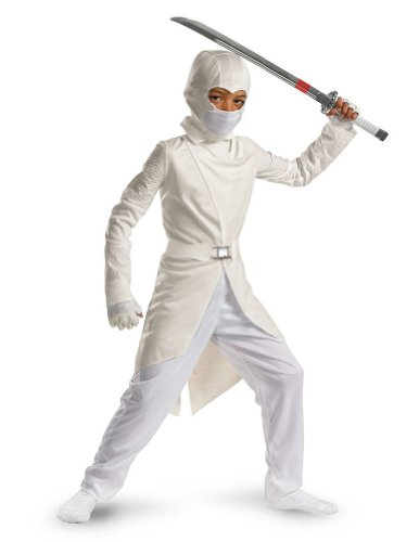 Storm Shadow Deluxe Child Costume - Small - Storm Shadow Costume