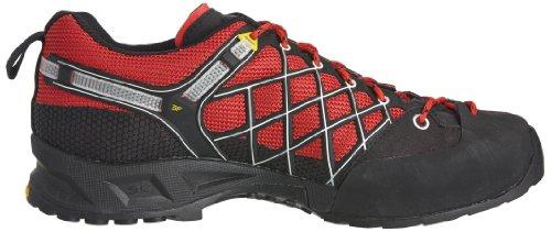 Salewa Men's Wildfire GTX Approach Shoe,FlameBlack,9.5 M US
