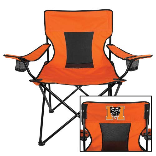 Mercer Deluxe Orange Captains Chair Mercer Bears