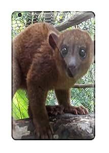 Hot Design Premium GlLbEFN25329kSzhT Tpu Case Cover Ipad Mini/mini 2 Protection Case(tropical Rainforest Animals )