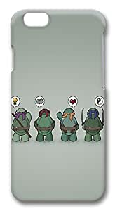 Case For HTC One M8 Cover, Funny Tmnt Teenage Mutant Ninja Turtles Protective Snap-on Hard Case Back Cover Protector Slim Rugged Shell Case For HTC One M8 Cover