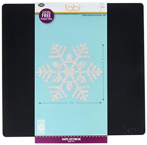Sizzix Fabi Bigz Pro Die, Snowflake by Jorli Perine
