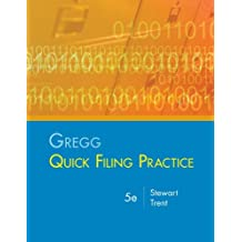 Gregg Quick Filing Practice Kit