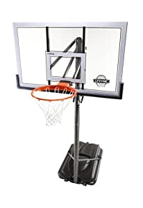 Lifetime 71522 Competition XL Portable Basketball System, 54 Inch Acrylic Backboard