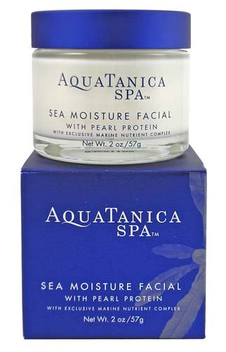 Bath & Body Works Aquatanica Spa Sea Moisture Facial with Pearl Protein 2 (Aquatanica Spa)