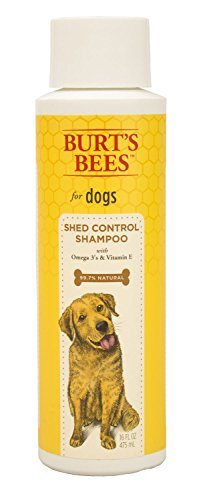 Burts Bees Dogs Control Shampoo product image