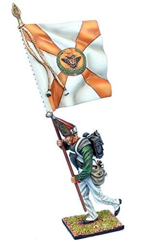 Russian Pavlovski Grenadier Standard (Imperial Hand Painted Metal)