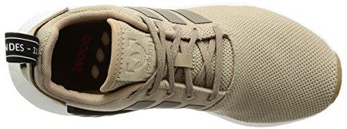 adidas NMD_r2, Scarpe da Fitness Uomo Verde (Caqtra/Marsim/Negbas)