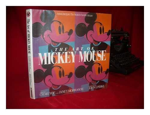 Warhol Mickey Mouse - The Art of Mickey Mouse