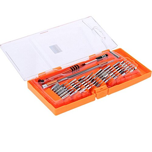 JM-8126 58 in 1 Interchangeable Magnetic Screwdriver Set Repair Tools for Cellphone PC Hardware from Tarechan