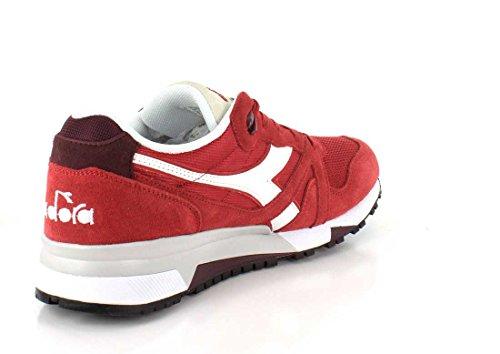 a viola Diadora N9000 Sneaker Adulto Basso Unisex bottone 55026 Collo – III CCHtwpnvq