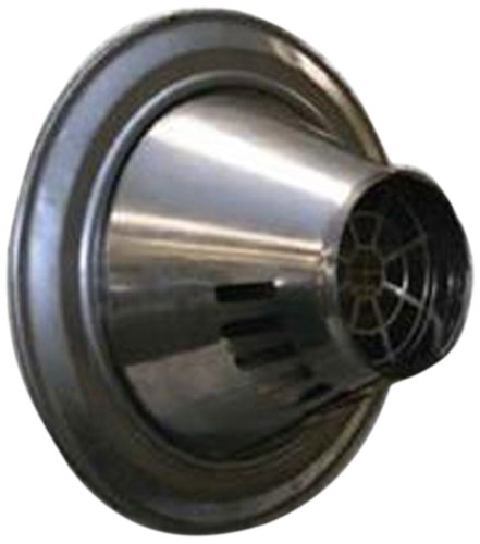 Gas Termination Kit (Rheem RTG20234 Cone Termination Kit with 2-Inch x 6-Inch Wall)