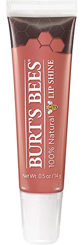 Burt's Bees Lip Shine Peachy -- 0.5 oz