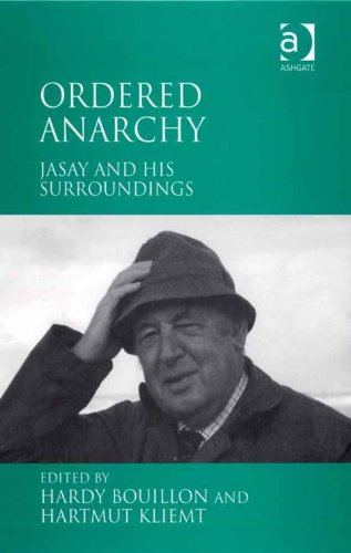 Ordered Anarchy: Jasay and his Surroundings Pdf