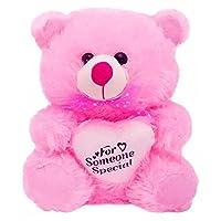 RT SOFT TOYS Teddy Bear (Cream, 4 Feet (122Cm))