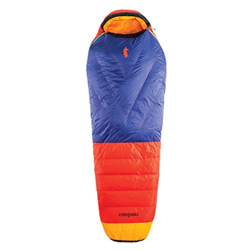 Price comparison product image Cotopaxi Sueño Camp Sleeping Bag- Light Weight, 15 degree rating, Duck Down fill (cold weather)