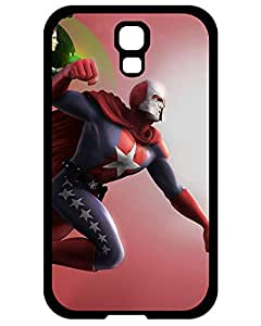 Flash Case For Galaxy4's Shop 5793662ZA553240701S4 Discount Hot City Of Heroes Case Cover Fo rSamsung Galaxy S4