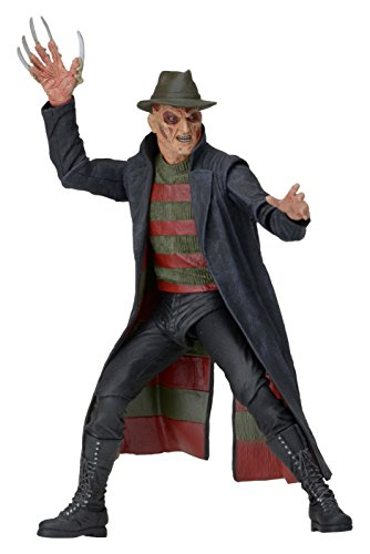 NECA Nightmare on Elm Street Scale New Nightmare Freddy Action Figure, 7""