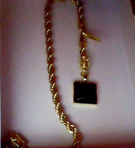 Gone with the Wind Rhett Butler Watch Chain Clark Gable Civil War Jewelry