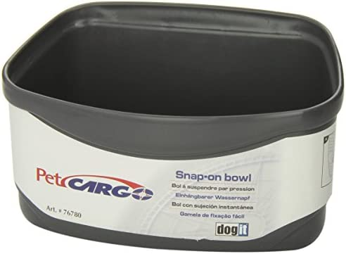 Pet Cargo Carrier Feeding Bowl