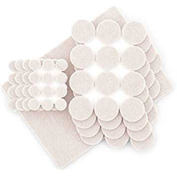 Amazon Com Best Furniture Pads 96 Adhesive Felt Furniture