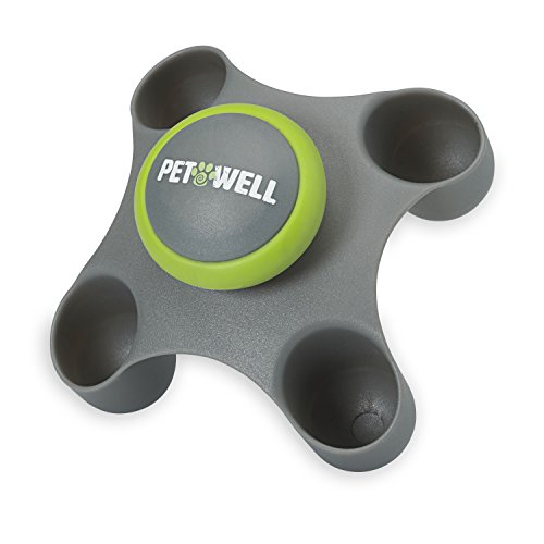 PetWell Therapeutic Handheld Massager for All Size...