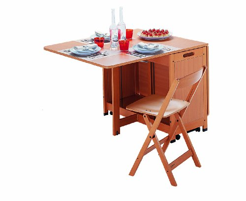 Foppapedretti copernico tavolo pieghevole tavoli - Foppapedretti tavoli pieghevoli ...