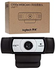 Logitech 960-000976 C930E Business Webcam,Black