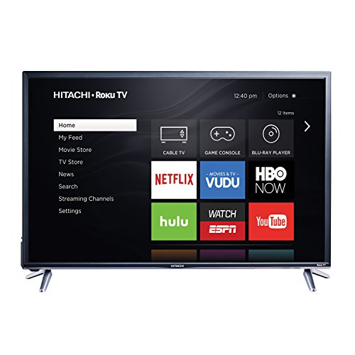 Hitachi 43″ Class 1080p Roku Smart LED TV – 43R5