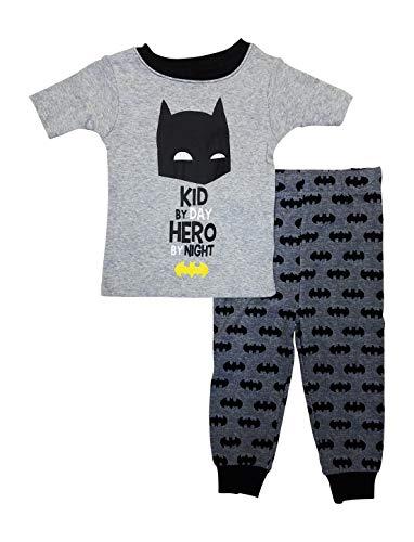 Batman Boys Pajamas - Hero by Night (5T) -