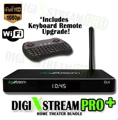 Digixstream Theater Wireless Keyboard Customer