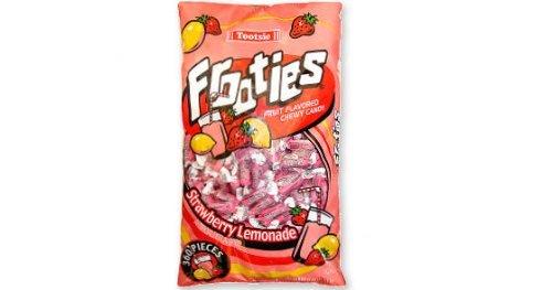 Tootsie Frooties - Strawberry Lemonade, 38.8 oz bag (360 count)