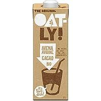 Oatly - Bebida de avena con chocolate ecológica