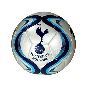 Tottenham Hotspur FC Bufanda oficial Modelo Barras y escudo f/útbol