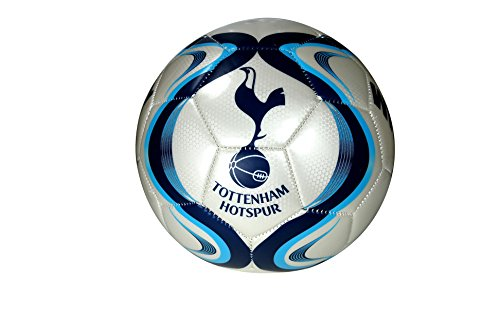 (Tottenham Hotspur F.C. Authentic Official Licensed Soccer Ball Size 5 -01-1)